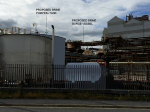 KGSP - Artist's impression of proposed new tanks at Lostock Works